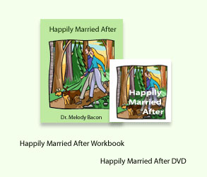 Happily Married After book and dvd cover: relationship building tools.